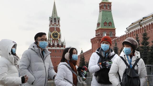 Coronovirus infection in Russia. October, 10