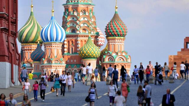 Russia resumes visa-free entry for some foreigners