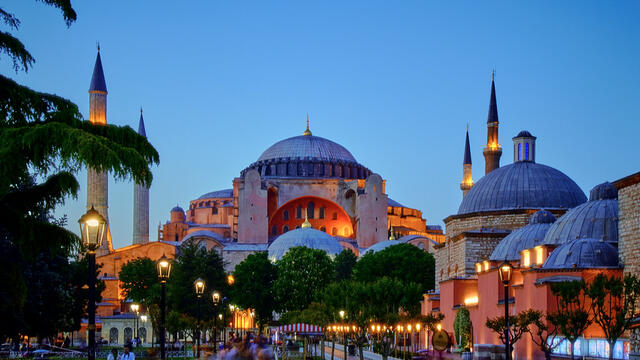 Intourist plans to expand its charter program in Istanbul from new regions