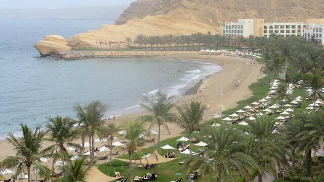 Tours to Oman appeared in Pac Group assortment