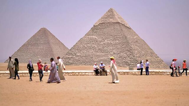 Egypt As Tourism Destination From Russia Analysis Till 2017 Russian Travel Digest