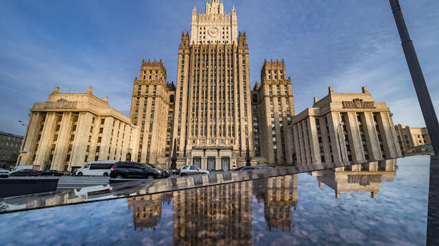 Russian Foreign Ministry called the conditions for the resumption of tourist trips to abroad