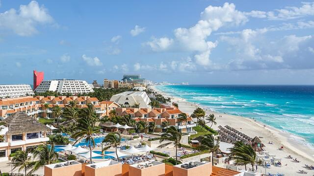 Mexico became available for budget travelers