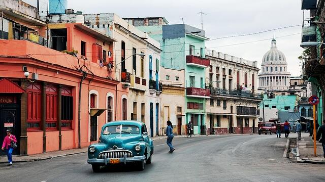 In 2018 the number of Russian tourists in Cuba increased by 30%