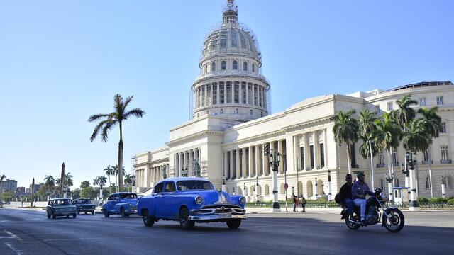Tourist flow to Cuba is stable