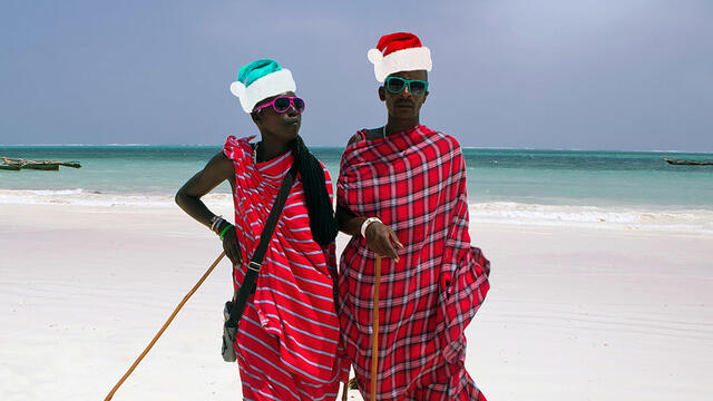 Tourists will be transported to Zanzibar for the New Year
