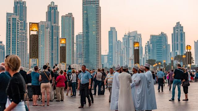 55% more Russian tourists visit UAE in 2019