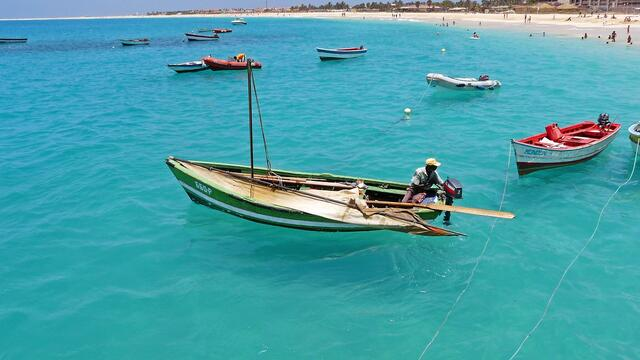 Selling of beach tours to Cape Verde has started