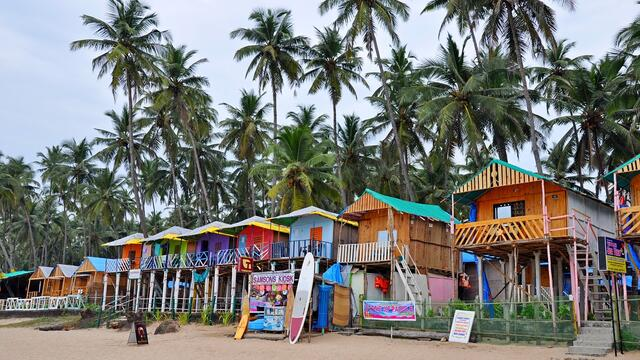 Tour operators from India's Goa ask for Russians to be exempt from visa ban