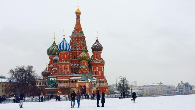 Moscow expects 25 million tourists