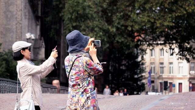 Russia is in TOP-20 destinations for Chinese travellers