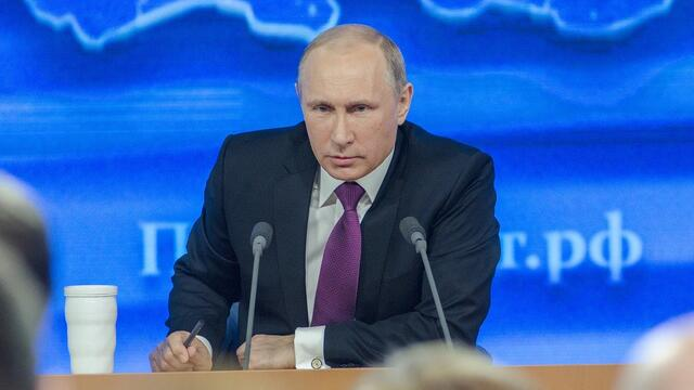 Putin addressed to the Russians to list the measures of government against Covid-19