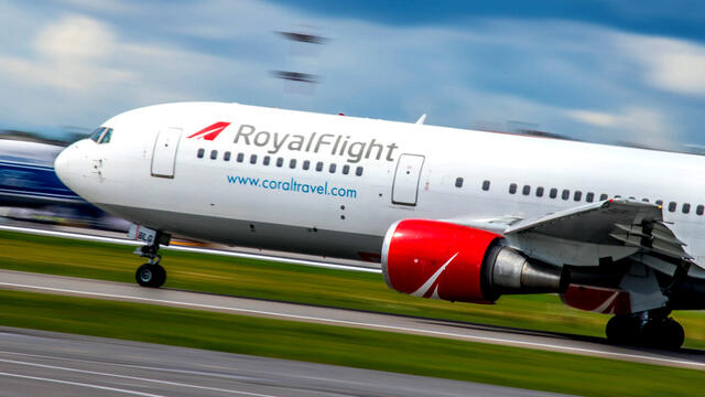 Royal Flight launches flights to Mexico