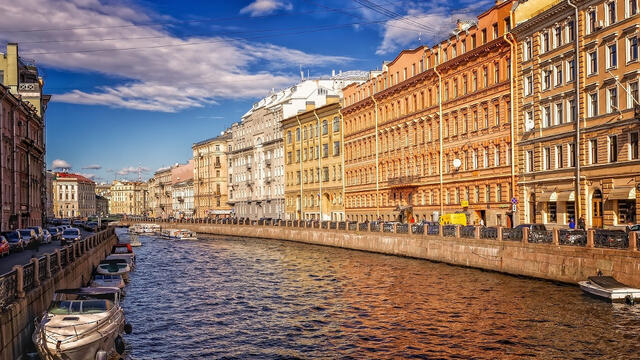 Foreign tourist flow to Russia grew by 25%