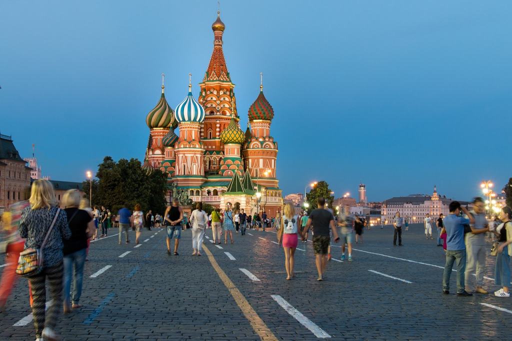Inbound tourism in Russia up 20% in 2018