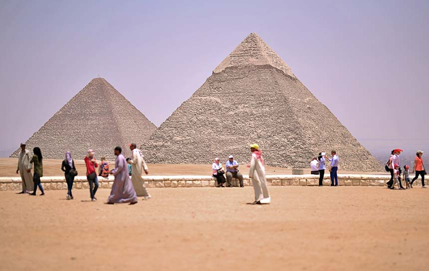 Egypt as Tourism Destination from Russia. Analysis till 2017