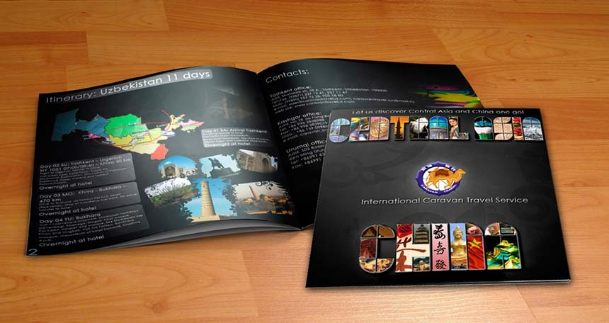 How to deliver advertising catalogs to Russia?