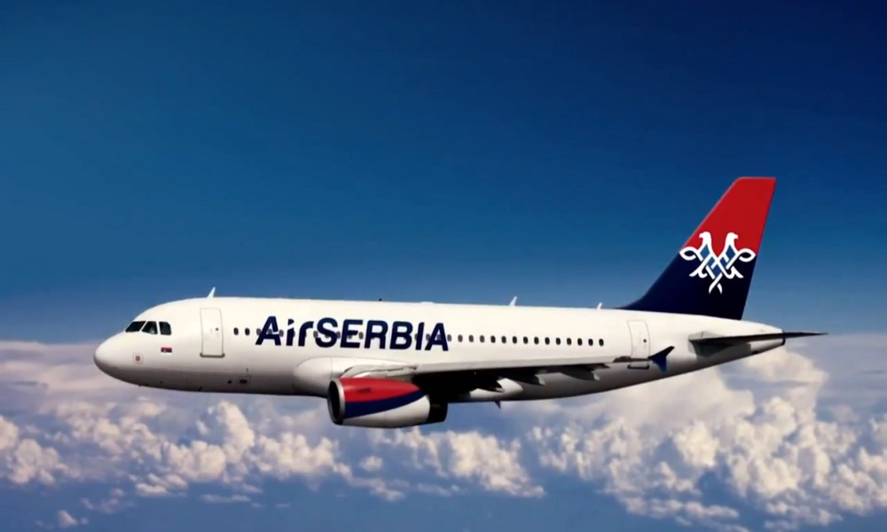 Air Serbia will open regular flights from Belgrade to Krasnodar in June