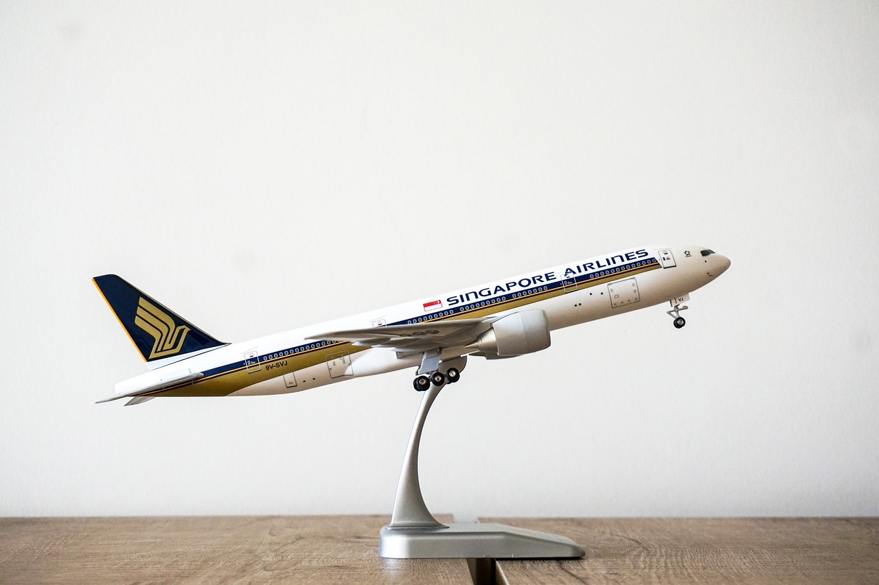 Singapore Airlines three times was named the