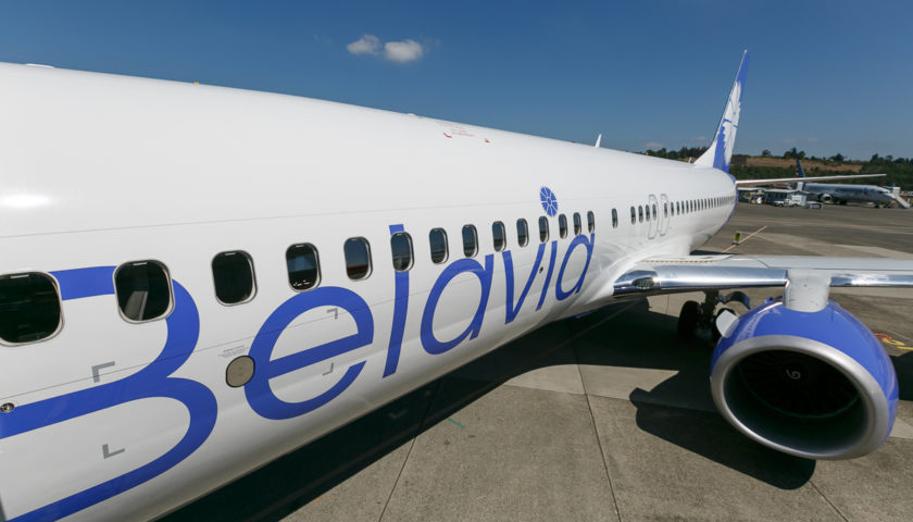 Belavia is opening regular flights to Tallinn