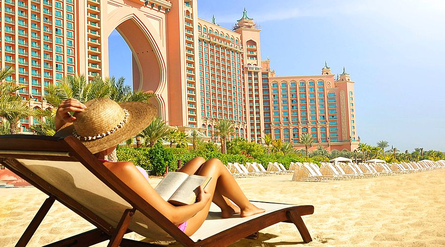 Dubai: tourist flow from Russia increased by 28%