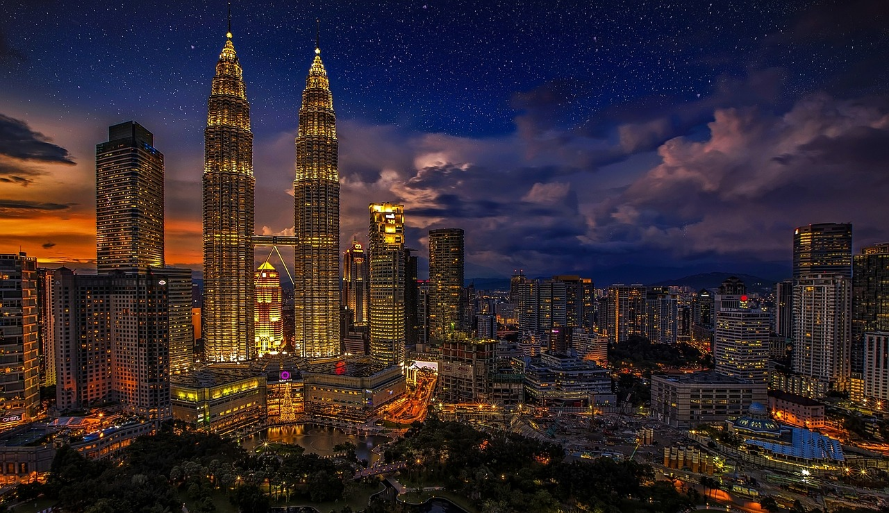 MALAYSIA (destination analysis for the period 2015 - 2017)