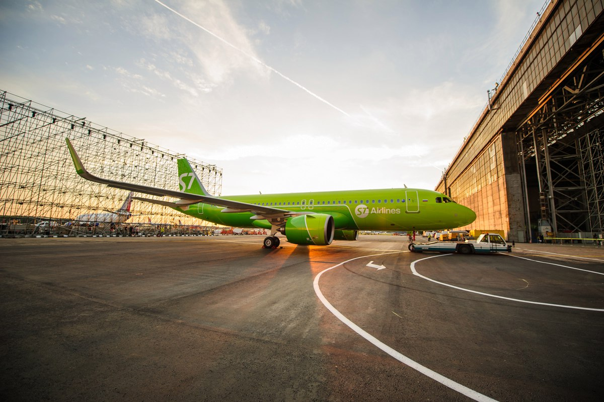 S7 Airlines to launch St. Petersburg-Barcelona flights in Spring
