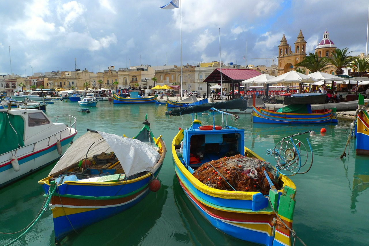 The number of flights from Russia to Malta will increase during the summer season