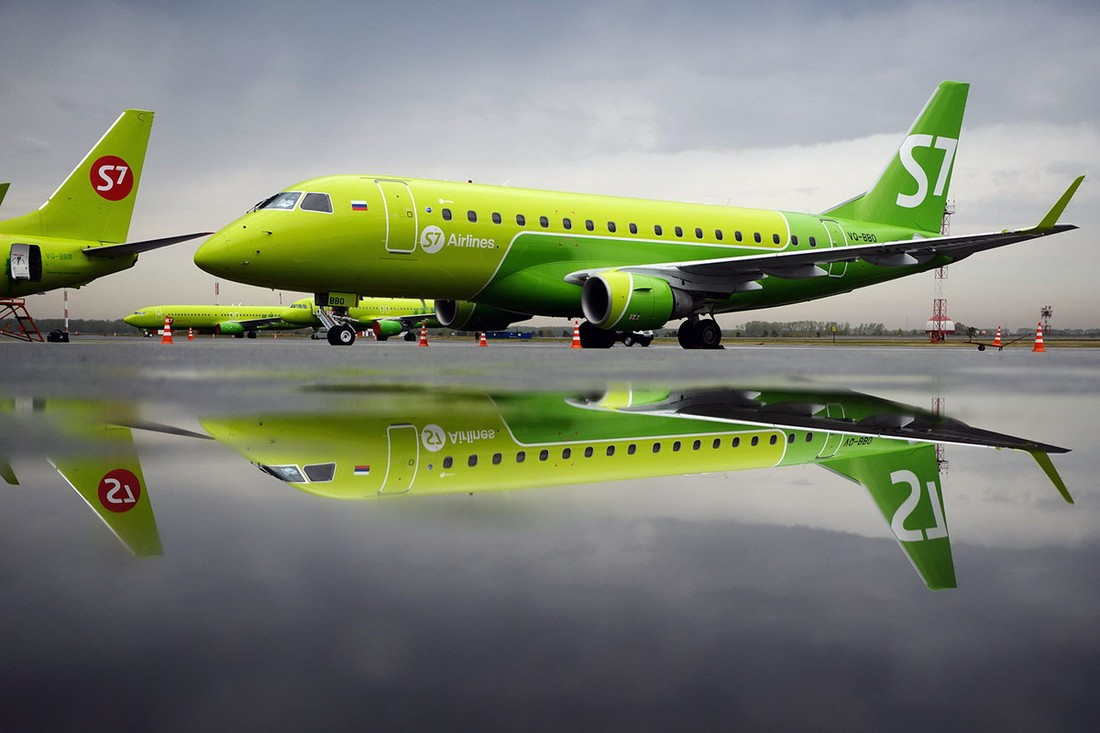 S7 Airlines announces new schedule for tourists